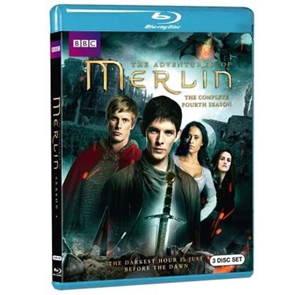 Merlin: Season 4 (Blu-ray)