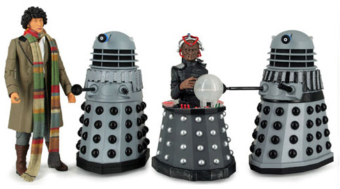 Doctor Who: Destiny of The Daleks Collector's Set