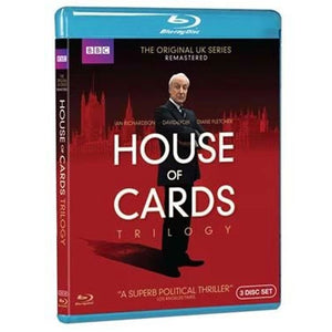 House of Cards Trilogy: The Original UK Series Remastered (Blu-ray)