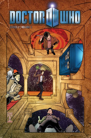 Doctor Who II Vol 3: It Came From Outer Space