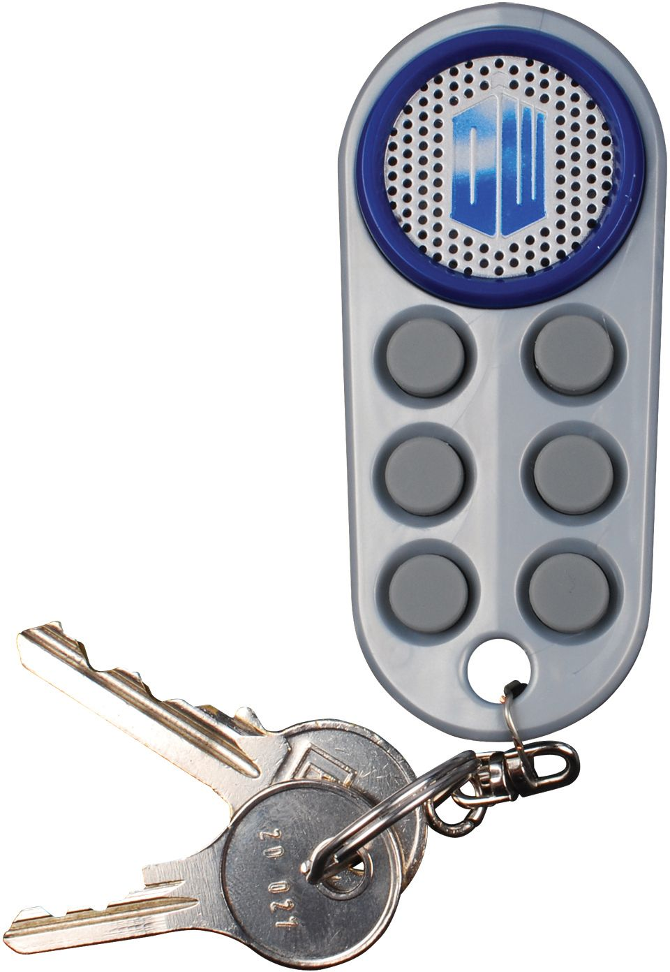 Doctor Who: Talking Key Chain