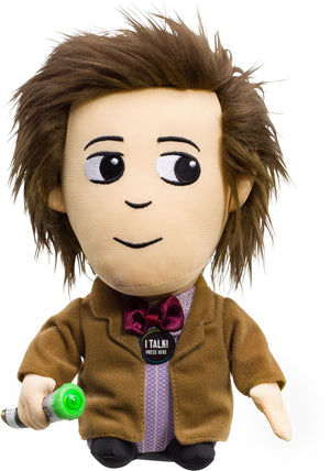 Doctor Who: Eleventh Doctor Talking Plush with LED Light