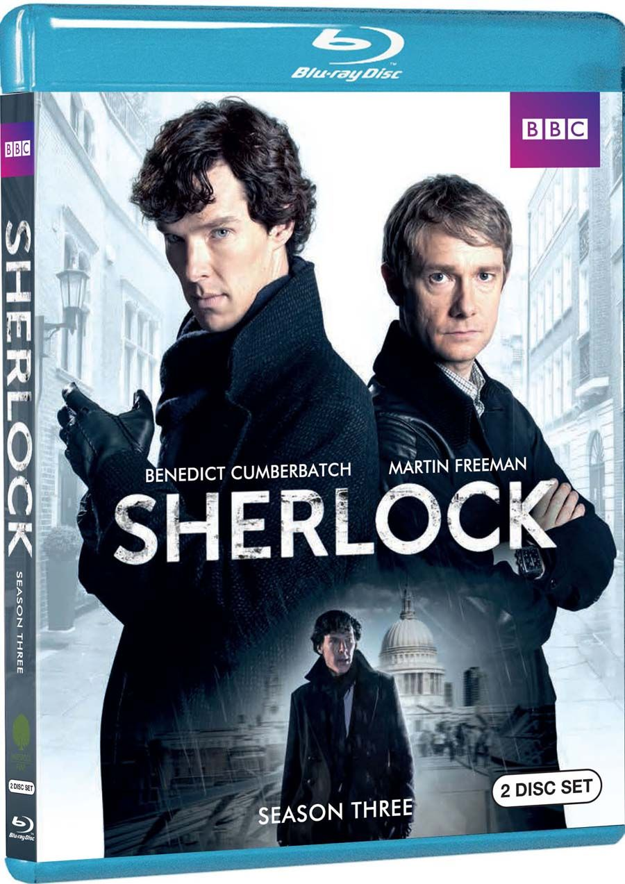 Sherlock: Season 3 (Blu-ray)