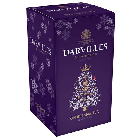 Darvilles of Windsor Christmas Tea Blend