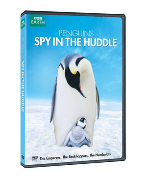 Penguins: Spy in the Huddle
