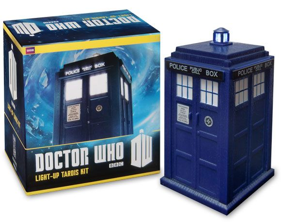Doctor Who: Mega Mini Kits (set of 3)
