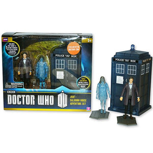 Doctor Who: Hide - Caliburn House Playset