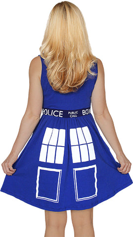 Doctor Who: TARDIS Dress