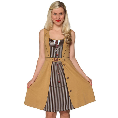 Doctor Who: David Tennant Dress