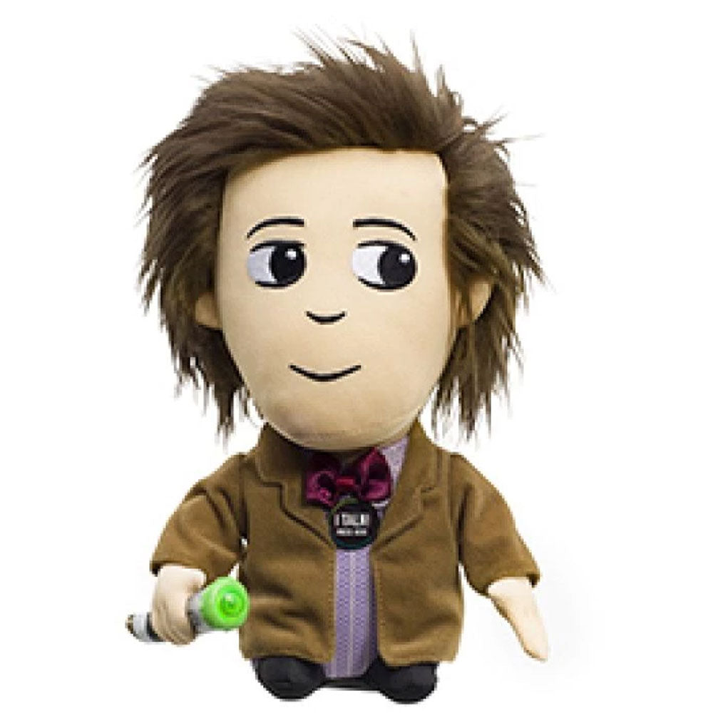 Doctor Who: Talking Matt Smith Plush