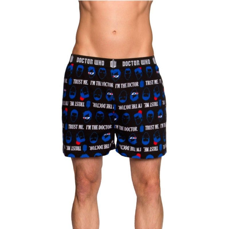 Doctor Who: Trust Me Boxers