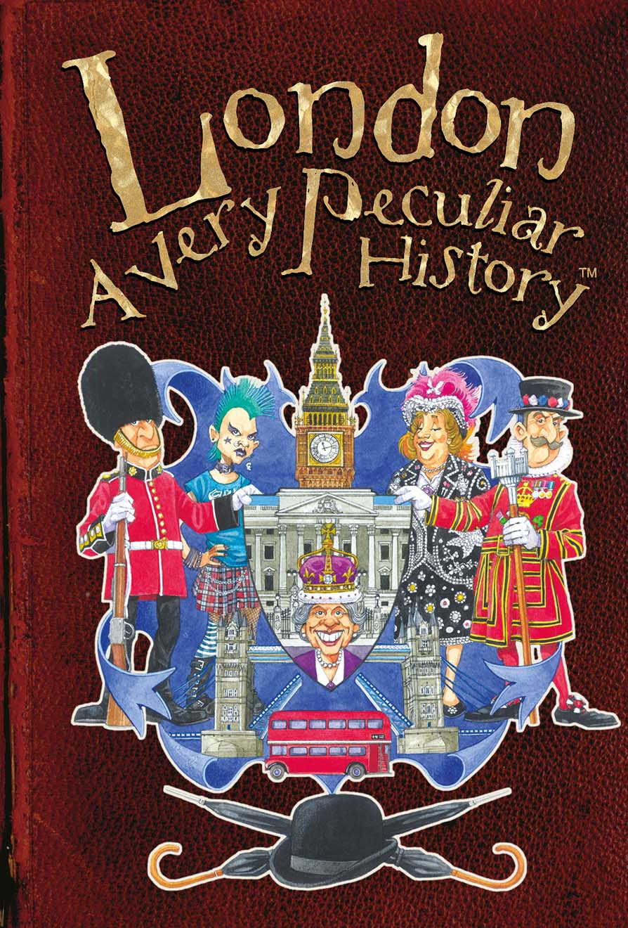 London: A Very Peculiar History