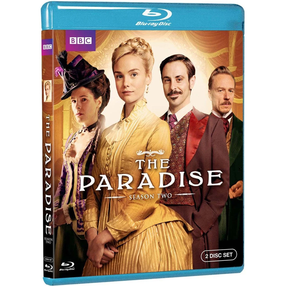 The Paradise: Season 2 (Blu-ray)