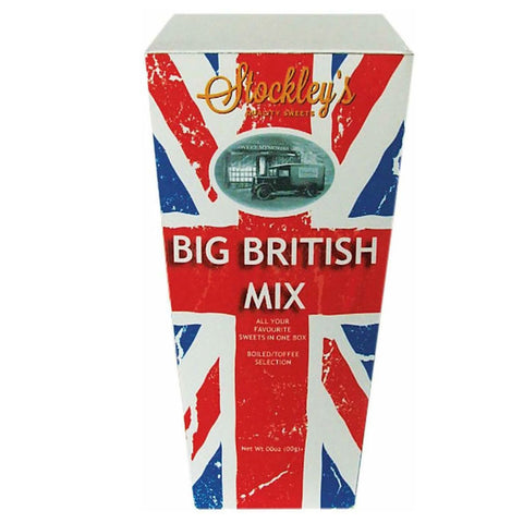 Stockley's Big British Mix