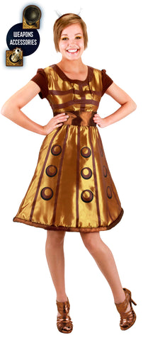 Doctor Who: Dalek Costume Dress