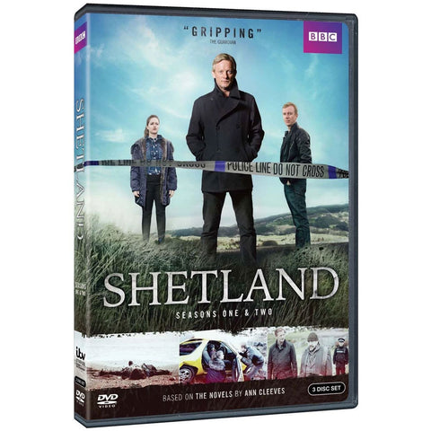Shetland: Seasons 1 and 2