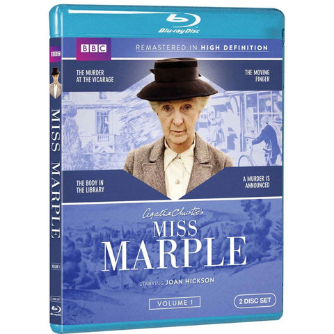 Agatha Christie's Miss Marple: Volume 1 (Blu-ray)