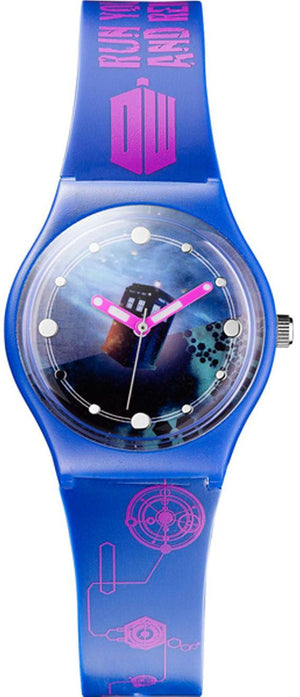 Doctor Who: Run You Clever Boy Ladies Collector's Watch