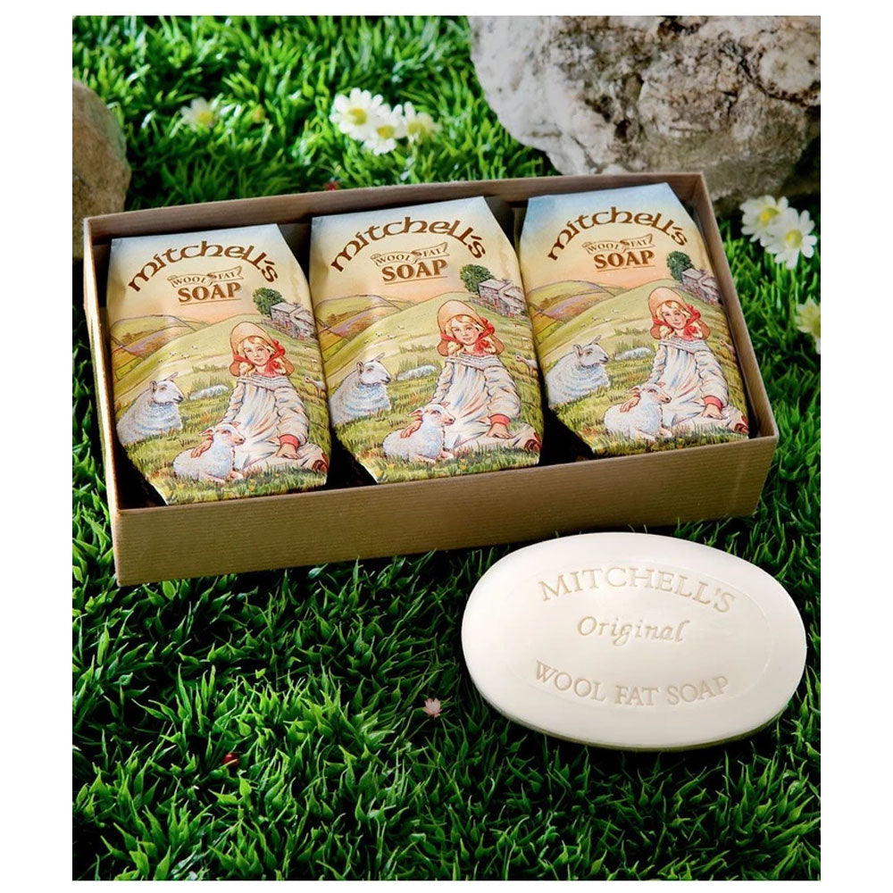 Mitchell's Original Wool Fat Soap