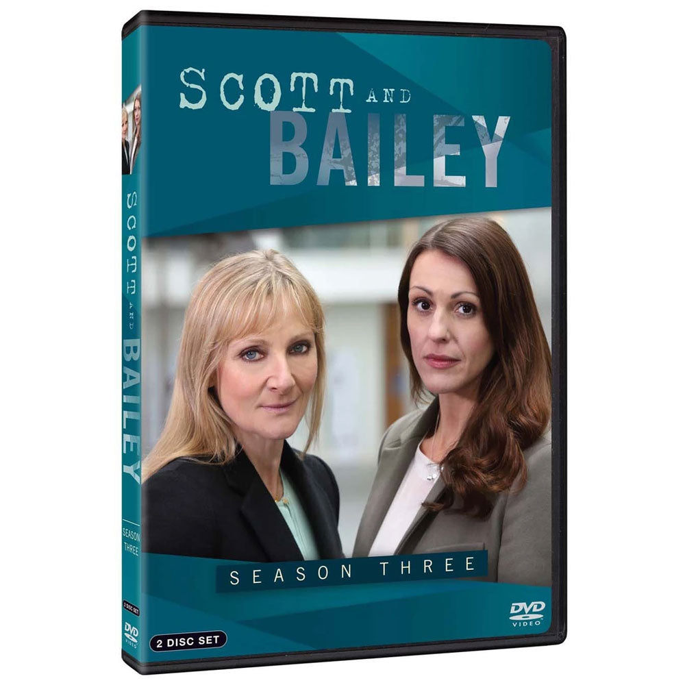 Scott & Bailey: Season 3