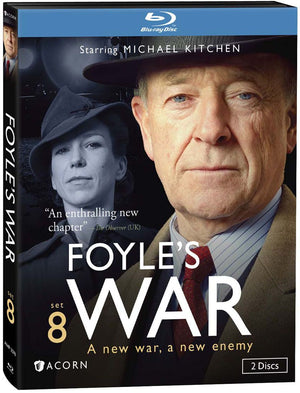 Foyle's War: Set 8 (Blu-ray)