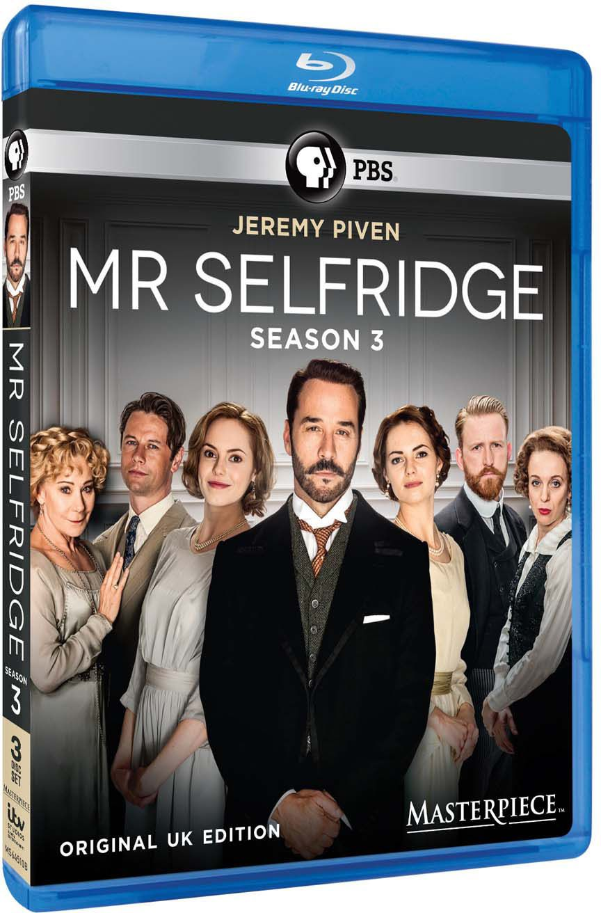 Mr. Selfridge: Season 3 (Blu-ray)