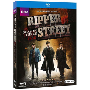 Ripper Street: Season 3 (Blu-ray)