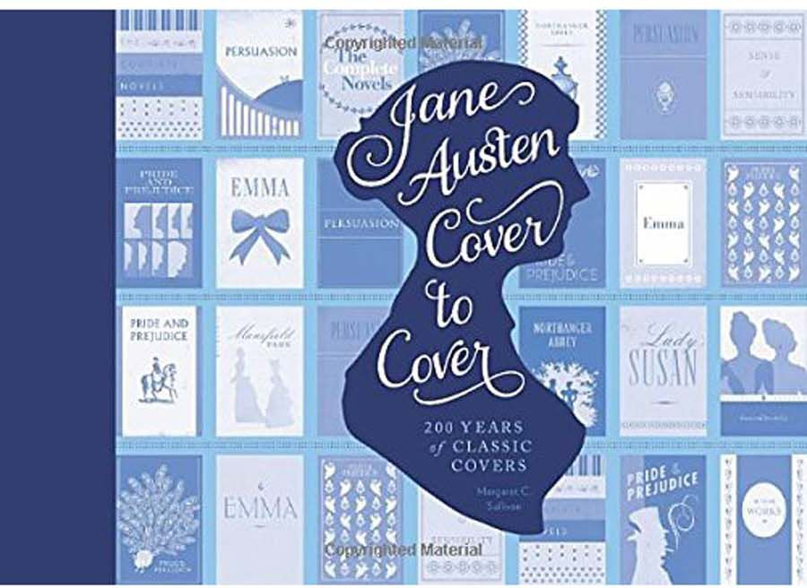 Jane Austen: Cover to Cover