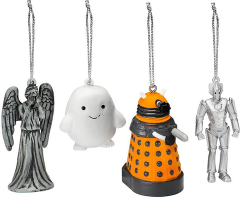 Doctor Who: Mini Ornament Set