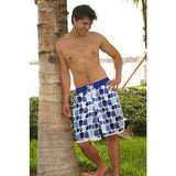 Doctor Who: TARDIS All Over Board Shorts