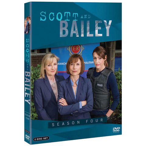 Scott & Bailey: Season 4