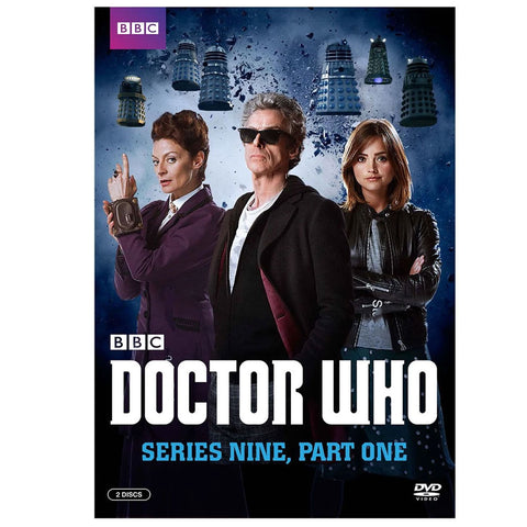 Doctor Who: Series 9, Part 1