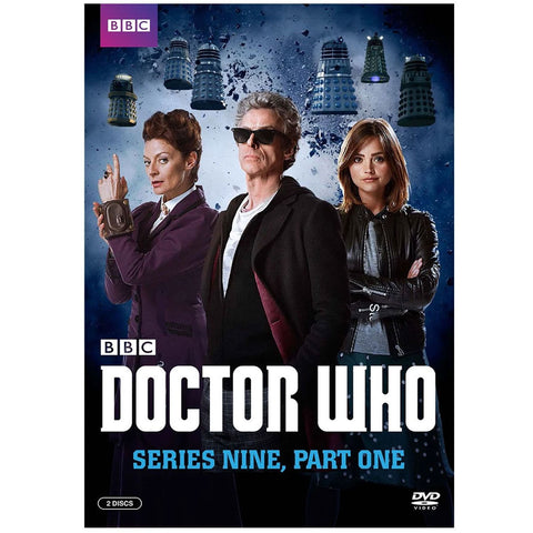 Doctor Who: Series 9, Part 1 (Blu-ray)
