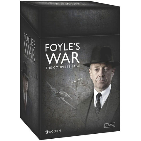 Foyle's War: The Complete Saga