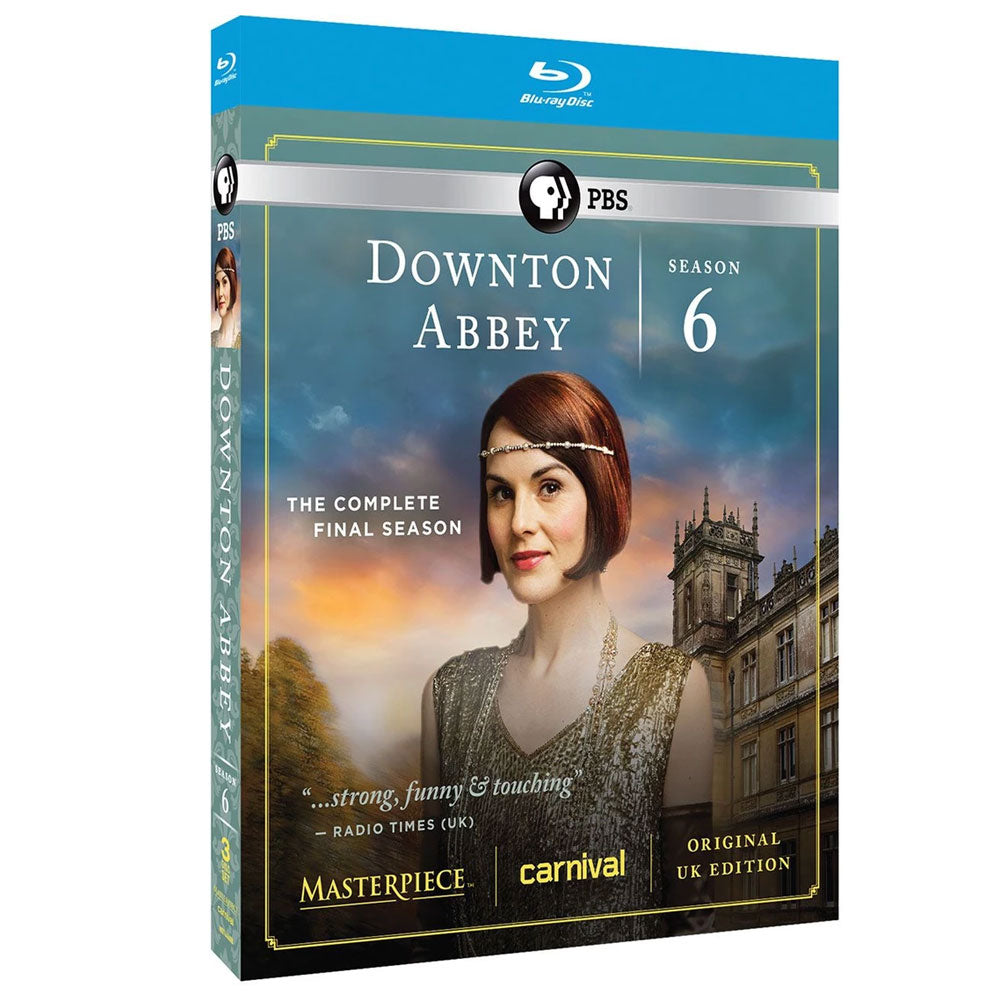 Downton Abbey Season 6 (Blu-ray)
