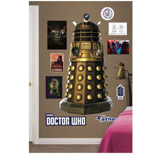 Doctor Who: Fathead Dalek Wall Decal