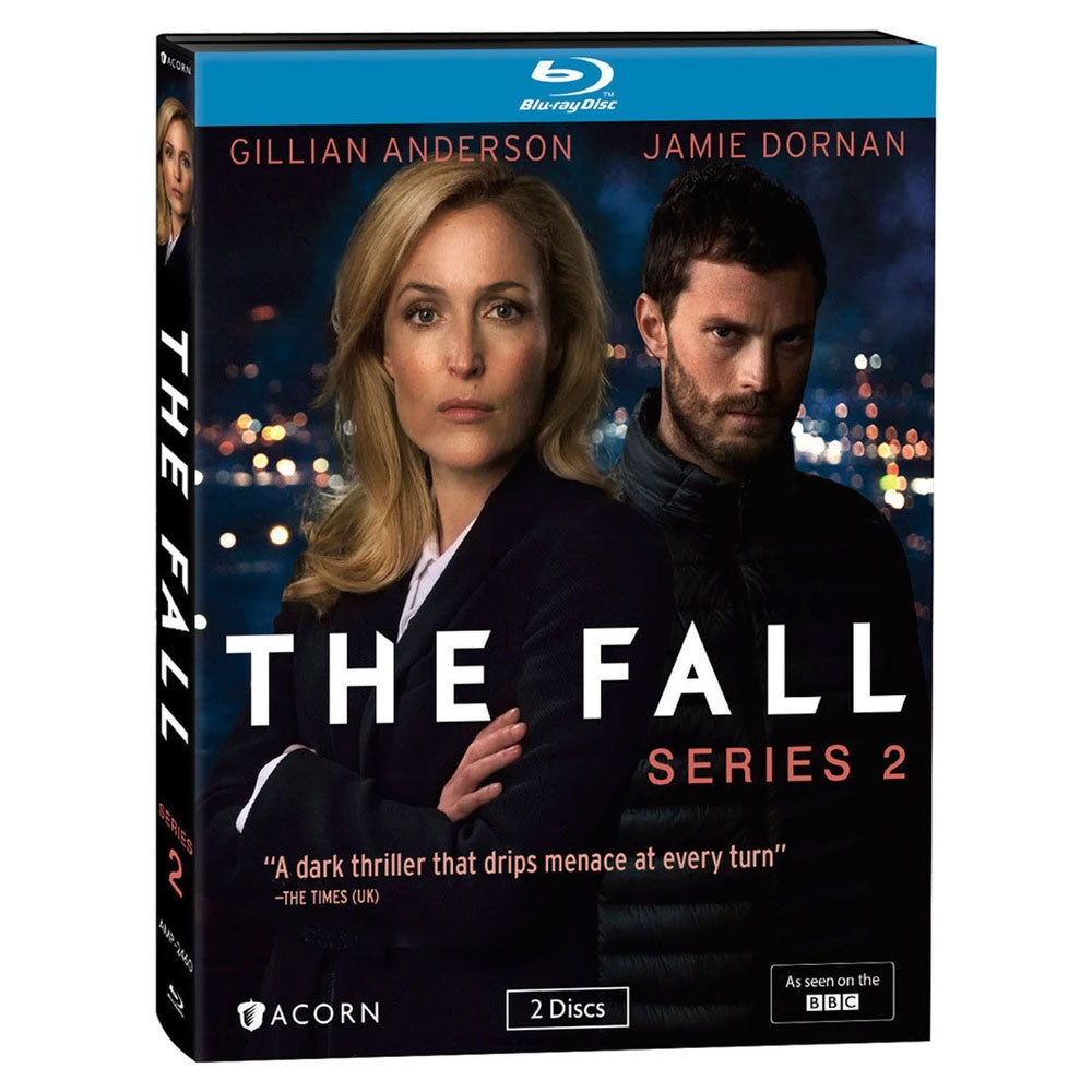 The Fall: Series 2 (Blu-Ray)