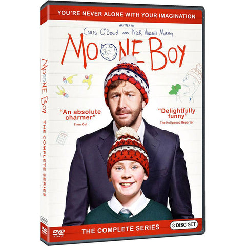 Moone Boy: The Complete Series