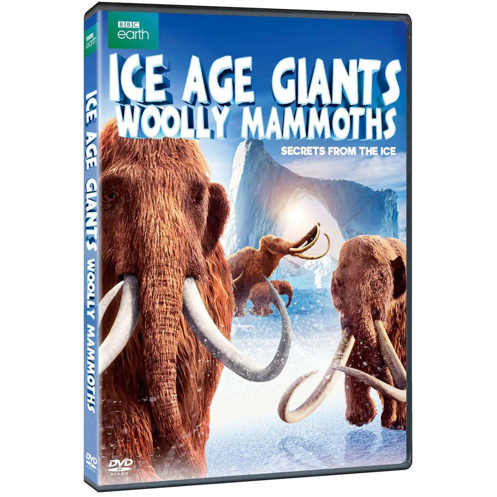 Ice Age: Woolly Mammoths - Secrets from the Ice