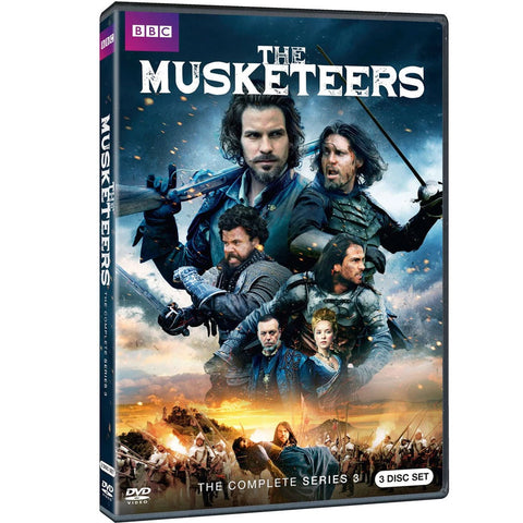 The Musketeers: Season 3