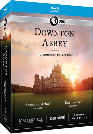 Downton Abbey: The Complete Collection (Blu-ray)