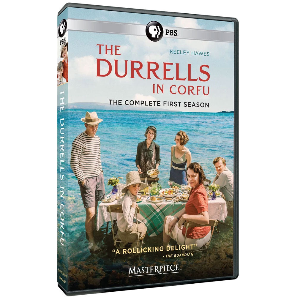 The Durrells in Corfu: Season 1