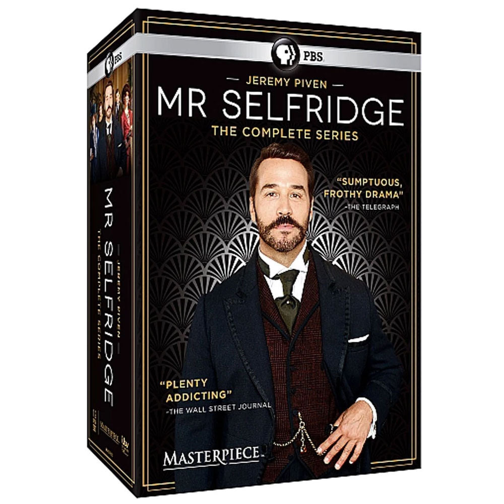 Mr Selfridge: The Complete Collection