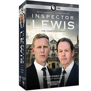 Inspector Lewis: The Complete Collection
