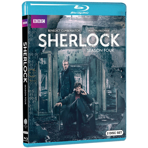 Sherlock: Season 4 (Blu-ray)