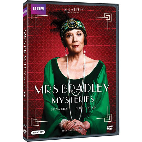 Mrs Bradley Mysteries