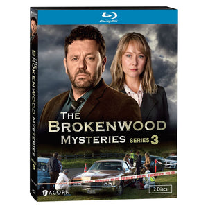 The Brokenwood Mysteries: Series 3 (Blu-ray)