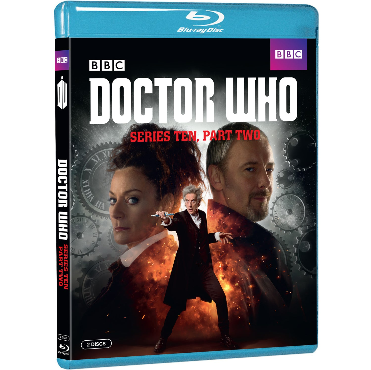 Doctor Who: Series 10 Part 2 (Blu-ray)