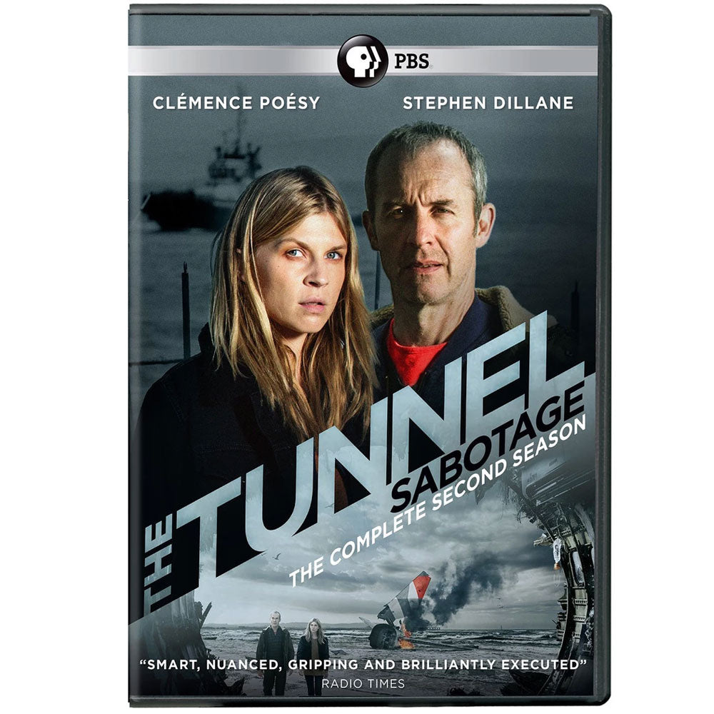 The Tunnel: Sabotage, Season 2