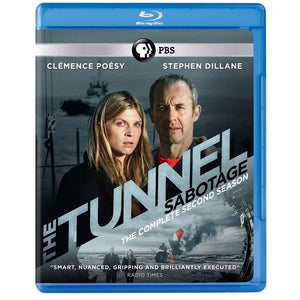 The Tunnel: Sabotage, Season 2 (Blu-ray)